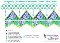 Beaded Crystal Ornament Cover Patterns - Crystal Bead Designs by