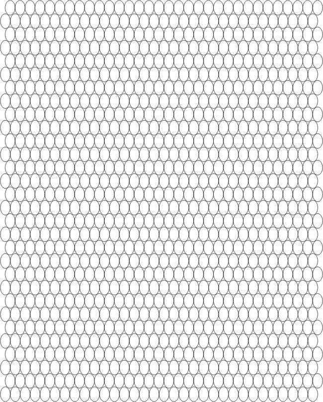 Bead Patterns Free Printable Blank