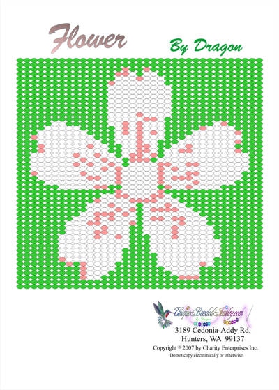 Beautiful Blooms to Bead - Beaded Flower Patterns