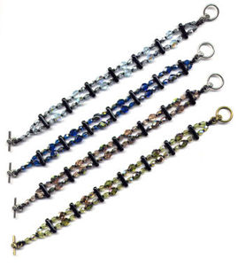 Celtic Bracelets Beading Patterns and Kits