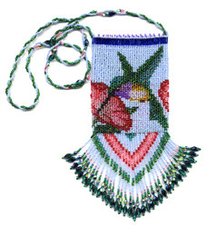 Free Hummingbird Bead Patterns http://www.uniquebeadedjewelry.com/patterns/hummingbirdbagkiit.html
