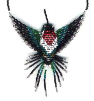 Free Hummingbird Bead Patterns http://www.uniquebeadedjewelry.com/patterns/hummingbirdkit.html