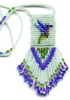 Free Hummingbird Bead Patterns http://www.uniquebeadedjewelry.com/patterns/humbag.html