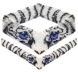 Free Bead Patterns for Beaded Bracelets - About.com Beadwork