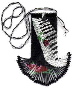FREE BEADWORK NECKLACE PATTERNS